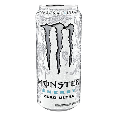 Monster Ultra Blue, 4/Pack
