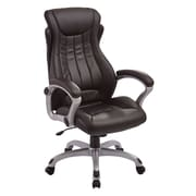 Worksmart Executive Managers Chair, Black
