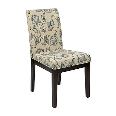Avenue Six Dakota Parsons Chair in Avignon Sky
