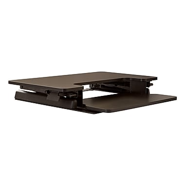 Multiposition Desk Riser, Black