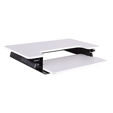 Multiposition Desk Riser, White
