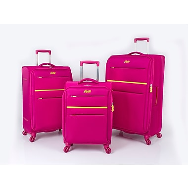 Rosetti Sunshine 17 – Ensemble de 3 valises, baie (RS9103)