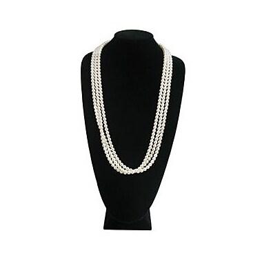 Zakka Neck Bust Necklace Display 15