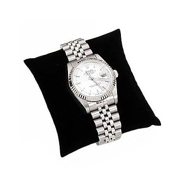 Zakka Watch Bracelet Display Pillow Black Velvet