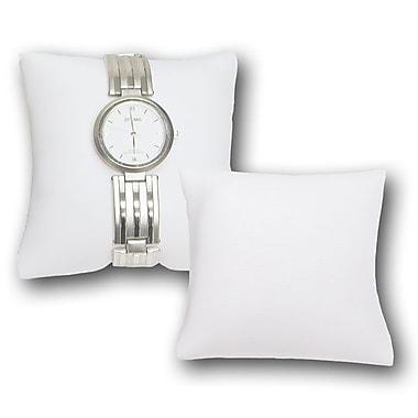 Zakka Watch Bracelet Display Pillow White Velvet