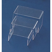 Zakka Acrylic Display Riser Set of 3 Pieces