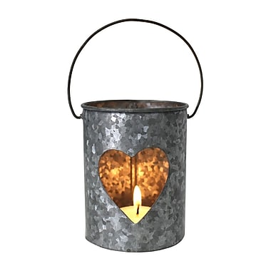 LiveVie Single Heart Candle Votive (ANC-841)