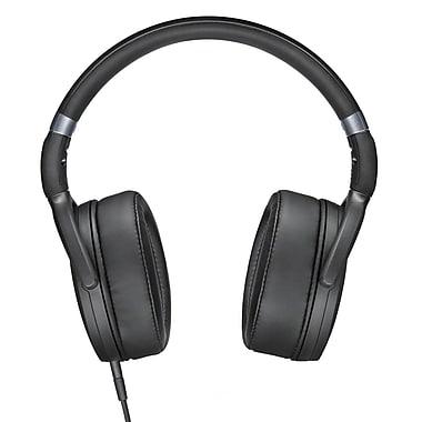 Sennheiser HD 4.30i Foldable Over-Ear Headphones for Apple, Black