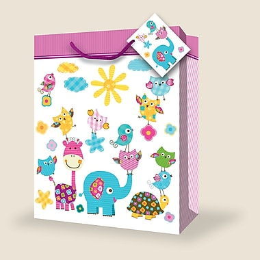 Medium Bags, Animals, 12 Bags