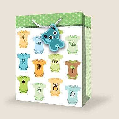 Grands sacs pour bébé, général, 12/paquet