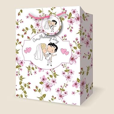 Très grands sacs de mariage, amour, 12/paquet