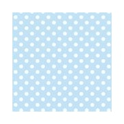 2 Sheet Flat Baby Wrap, Blue, 24 Sheets