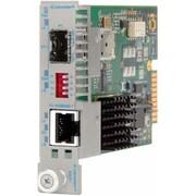 iConverter 10 Gigabit Ethernet Fiber Media Converter SFP+ to RJ-45 10Gbps Module