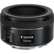 Canon, 50 mm, f/1.8, Fixed Focal Length Lens for Canon EF