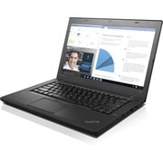 "Lenovo ThinkPad T460 20FN003RUS 14"" LCD Notebook, Intel Core i5 i5-6200U Dual-core 2.3GHz, 8GB DDR3L SDRAM, 128GB SSD"