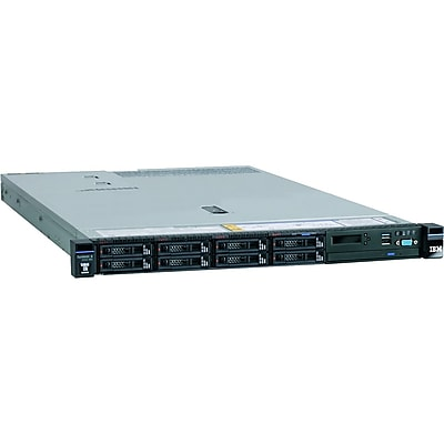 Lenovo System x x3550 M5 8869KQU 1U Rack Server, 1 x Intel Xeon E5-2637 v4 Quad-core (4 Core) 3.50 GHz, 16 GB Installed TruDDR4
