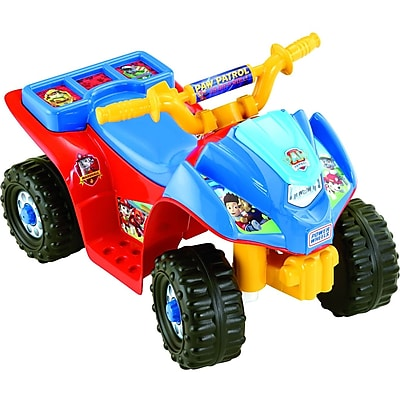 Power Wheels Nickelodeon PAW Patrol Lil' Quad