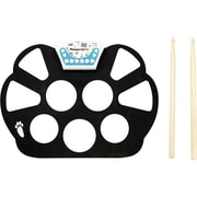 PicassoTiles Roll-Up Drum Kit