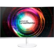 "Samsung C27H711QEN 27"" LED LCD Monitor, 16:9, 4 ms"