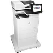 HP LaserJet M632fht Laser Multifunction Printer, Monochrome, Plain Paper Print, Desktop