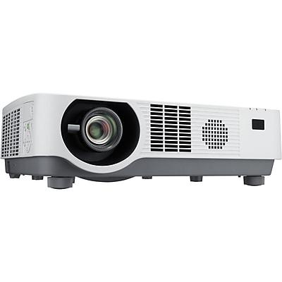 NEC Display NP-P502WL-2 3D Ready DLP Projector, HDTV, 16:10