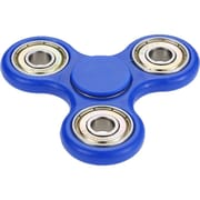 MYEPADS Tri-Spinner Fidget Focus Toy for Kids & Adults (FIDGET-BLU)
