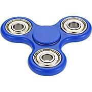 MYEPADS Tri-Spinner Fidget Focus Toy for Kids & Adults (FIDGET-BLU)