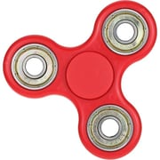 MYEPADS Tri-Spinner Fidget Focus Toy for Kids & Adults (FIDGET RED)
