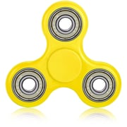 MYEPADS Tri-Spinner Fidget Focus Toy for Kids & Adults (FIDGET-YLW)