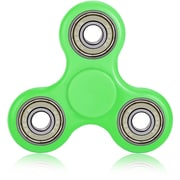 MYEPADS Tri-Spinner Fidget Focus Toy for Kids & Adults (FIDGET-GRN)
