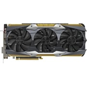 Zotac GeForce GTX 1080 Ti Graphic Card, 1.61 GHz Core, 1.72 GHz Boost Clock, 11 GB GDDR5X, Triple Slot Space Required