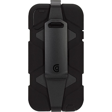 Griffin Survivor All-Terrain Carrying Case for iPod touch 5G, iPod touch 6G, Black