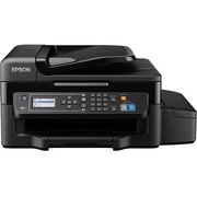 Epson L575 Inkjet Multifunction Printer, Color, Plain Paper Print, Desktop