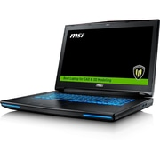 "MSI WT72 6QN-218US 17.3"" Laptop Computer (Intel i7, 1 TB HDD 256 GB SSD, 32GB, Windows 10 Professional, NVIDIA Quadro M5500)"