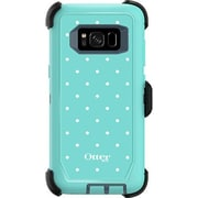 OtterBox Defender Carrying Case (Holster) for Smartphone, Mint Dot