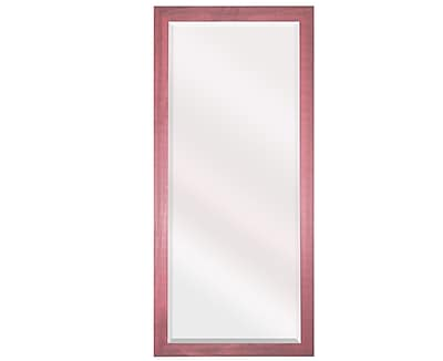Harriet Bee Vintage Rectangle Full Length Wall Mirror; 32.5'' H x 26.5'' W x 0.16'' D