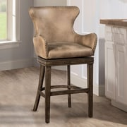 Loon Peak West Hollywood 26'' Swivel Bar Stool