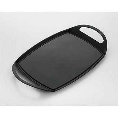 Cook Pro 18.75'' Cast Aluminum Non-Stick Griddle