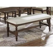 Darby Home Co Yorkshire Upholstered Dining Bench