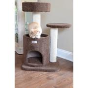 Armarkat 30'' Premium Carpeted Cat Tree