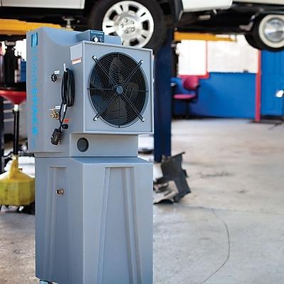 Cool-Space Glacier Evaporative Air Cooler w/ Base WYF078281086291