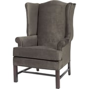 Darby Home Co Wayne Chippendale Wingback Chair; Ash