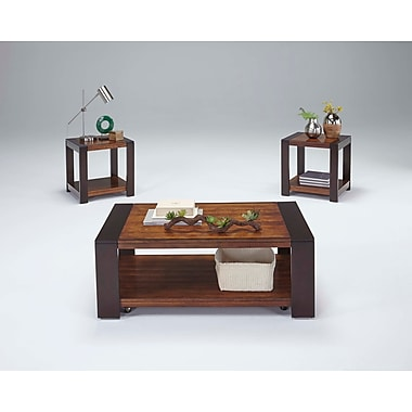 Brayden Studio Hayley 3 Piece Coffee Table Set