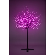 Hi-Line Gift Ltd. Cherry Blossom LED Tree; Pink