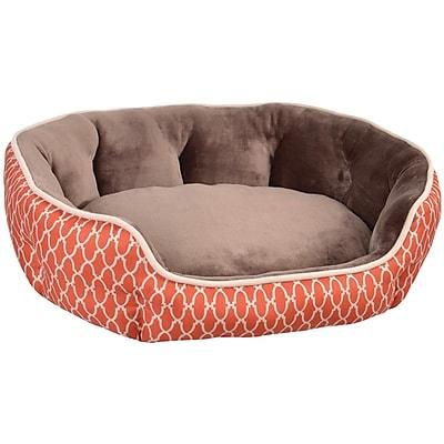 WildOlive Oval Pet Bed Bolster