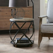 Gracie Oaks Buena Bent End Table