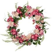 One Allium Way Cherry Blossom 22'' Wreath