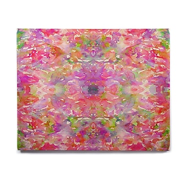 East Urban Home 'Jewel In The Crown, Coral ' Graphic Art Print on Wood