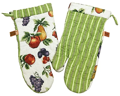 Great Finds Erica Oven Mitt (Set of 2)