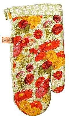 Great Finds Daisy Oven Mitt (Set of 2)